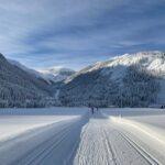 První sníh D+D Obertilliach